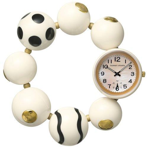 [ツモリチサト]tsumori chisato 腕時計 レディース クレイジーハッピーボール SILCT013