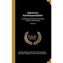 Algemeine Kirchengeschichte: Enthaelt Die Kirchengeschichte Des Zweiten Jahrhunderts; Volume 3