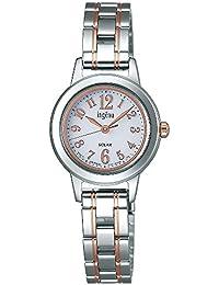 [ingene]アンジェーヌ 腕時計 ソーラー 日常生活用強化防水(5気圧) AHJD096 レディース
