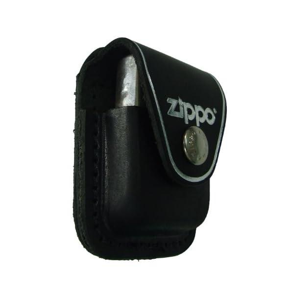 ZIPPO ライターケース レザー クリップ ...の紹介画像3