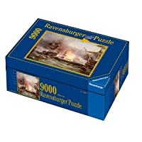 Ravensburger The Bombardment of Algiers - 9000 ピース パズル