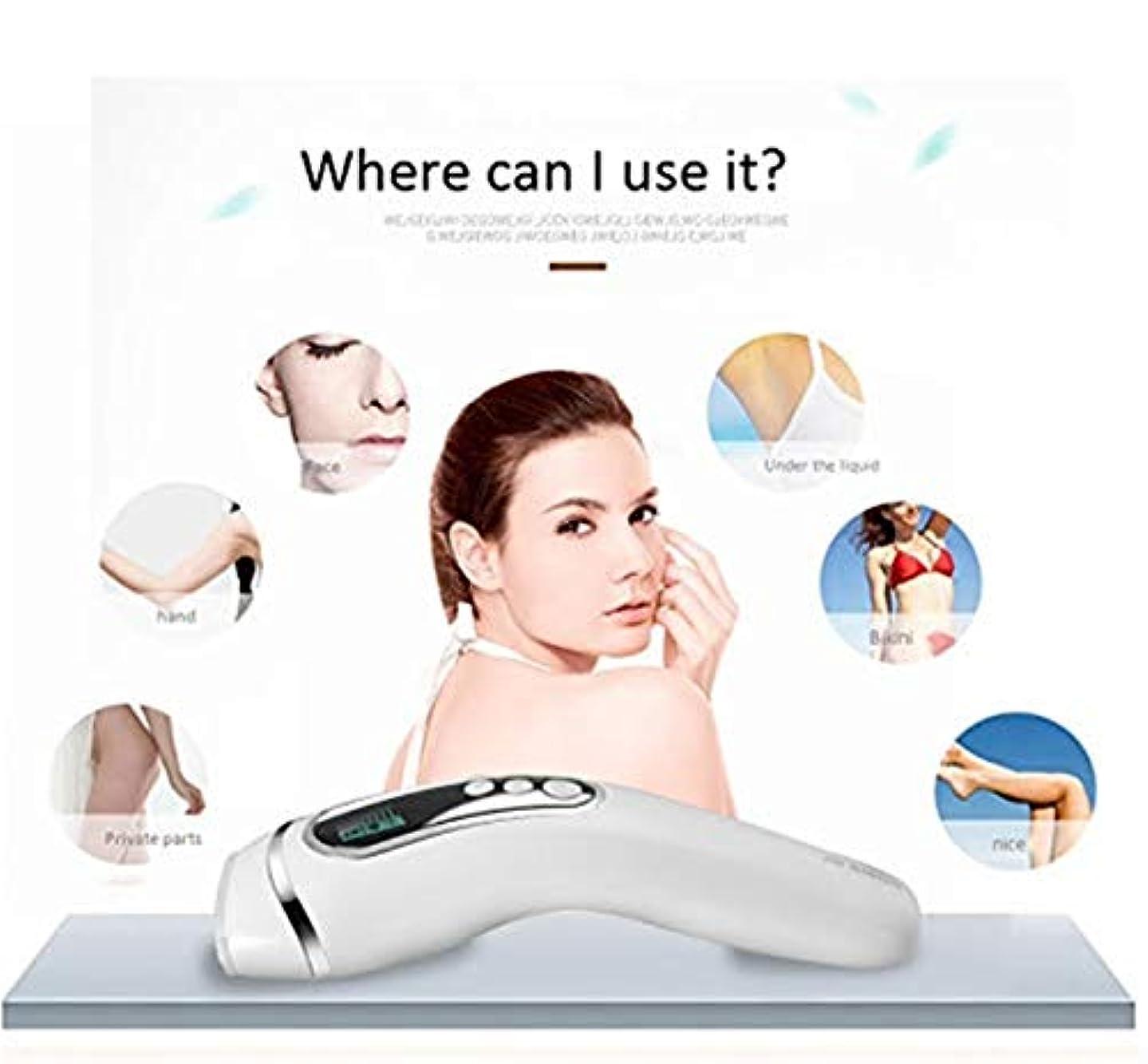 肘掛け椅子ハンディ酸化物化粧用品 レーザー脱毛デバイスのホーム美容室フルボディシェービング無痛エレクトリックユニセックス