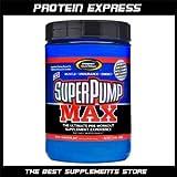 Gaspari Nutrition ギャスパリニュートリション スーパーパンプMAX/フルーツパンチ 640g[海外直送品]