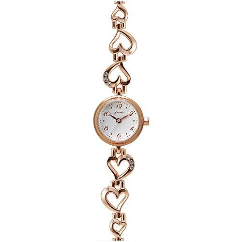 [ジェイ・アクシス]j-axis 腕時計 ファッション BL1027-PG レディース