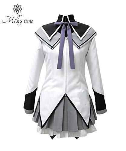 [milky time] 魔法少女 まどかマギカ 暁美 ほむら コスプレ 衣装 コスチューム 魔法少女まどか☆マギカ