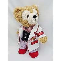 D-cute ダッフィー ポーチサイズ(全長28cm) 白衣 コスチューム  duffy 服 am183