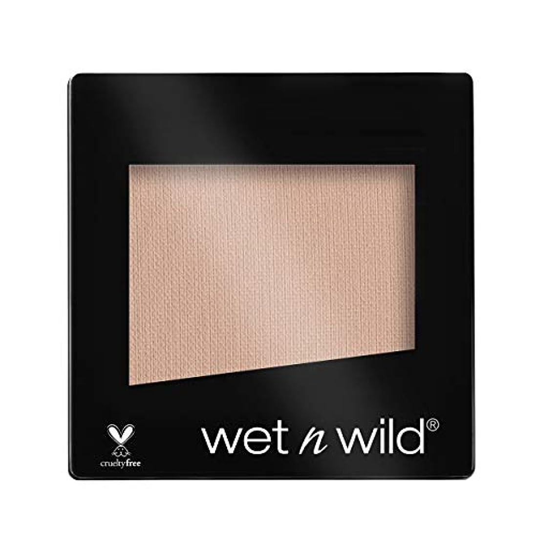 空港固体メンテナンスWET N WILD Color Icon Eyeshadow Single - Brulee (NEW) (並行輸入品)