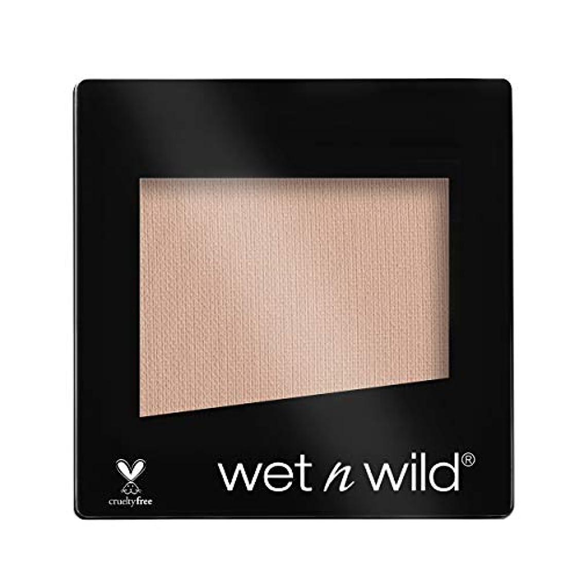 賞賛する前述の刺繍WET N WILD Color Icon Eyeshadow Single - Brulee (NEW) (並行輸入品)