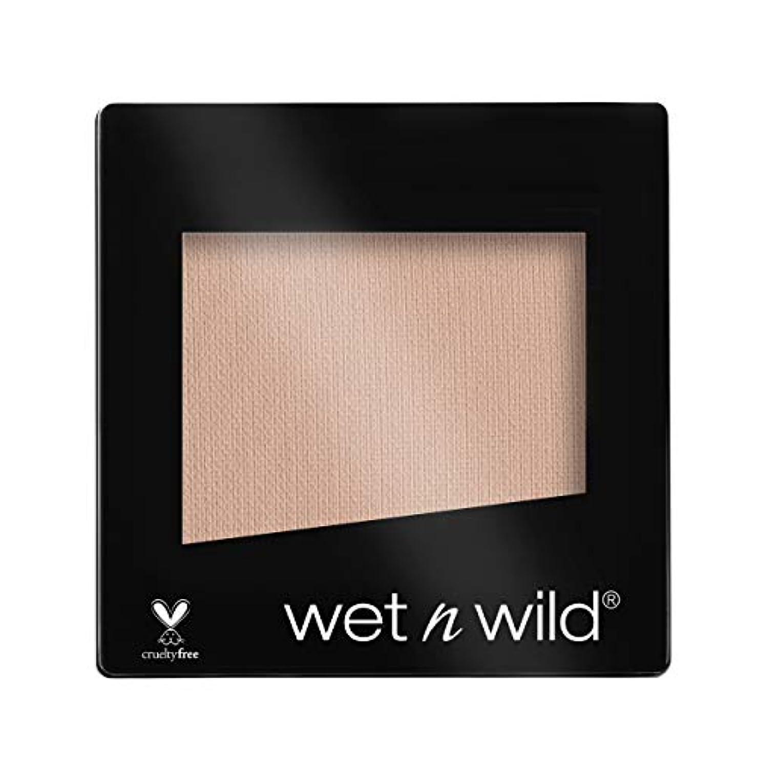 やがて最も早いパーティーWET N WILD Color Icon Eyeshadow Single - Brulee (NEW) (並行輸入品)