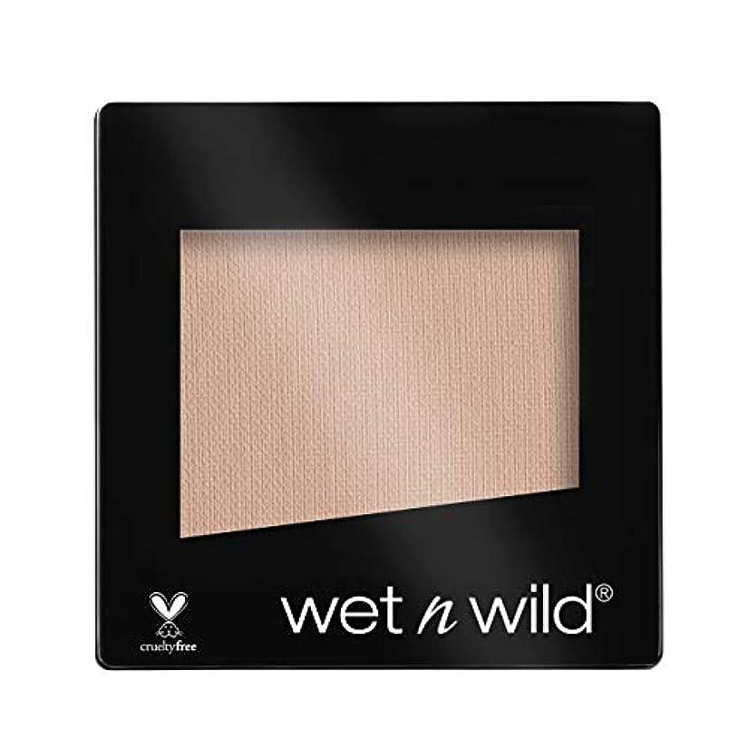 WET N WILD Color Icon Eyeshadow Single - Brulee (NEW) (並行輸入品)