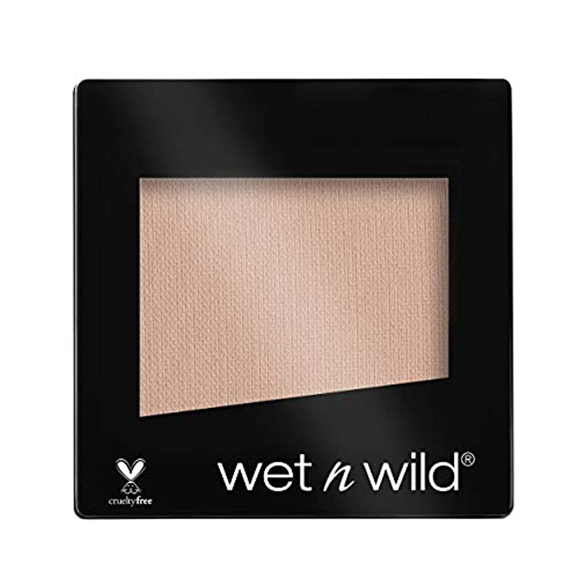 肌寒い大きさ貫通WET N WILD Color Icon Eyeshadow Single - Brulee (NEW) (並行輸入品)