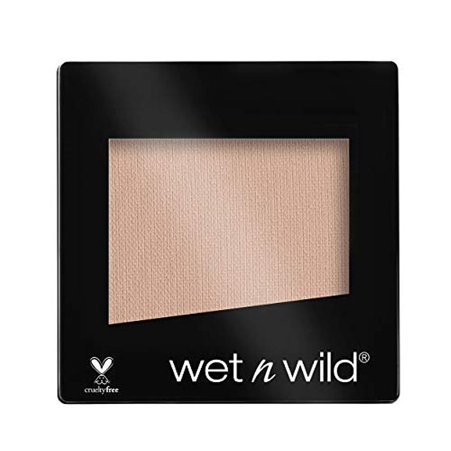に変わる密輸はっきりとWET N WILD Color Icon Eyeshadow Single - Brulee (NEW) (並行輸入品)
