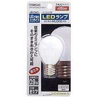 S35形LEDランプ昼白色E17ホワイト