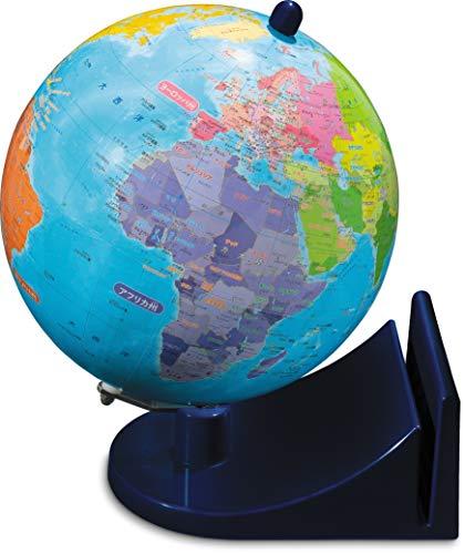 知らない国がすぐに見つかる くもんの地球儀