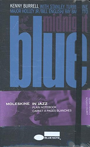 Moleskine Bluenote Limited Edi...