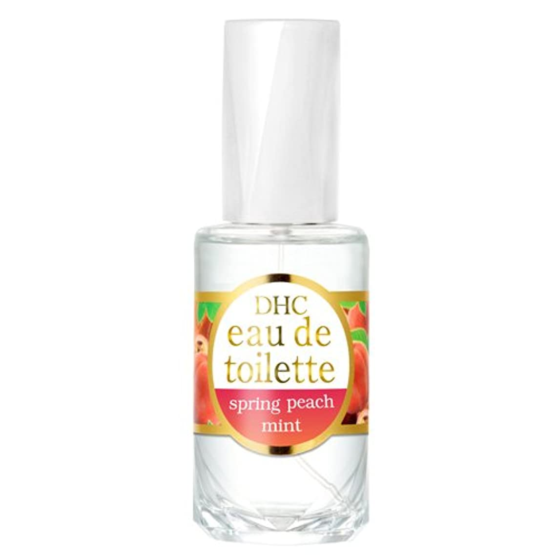 トロピカル独占石のDHCオードトワレ スプリングピーチミント(フルーティフローラルの香り)