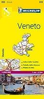 Michelin Veneto (Michelin Maps)