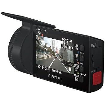 ユピテル 常時録画ドライブレコーダー GPS付き常時録画2.5インチ液晶搭載200万画素FullHD画質 DRY-FH51