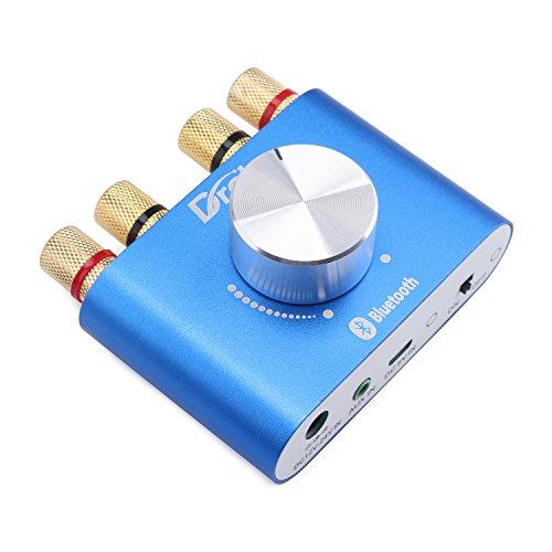 マイクロ30W + 30W二重チャンネルHiFi Bluetoothステレオアンプ2.0チャンネルオーディオアンプアンプモジュールワイヤレス音楽オーディオ受信機