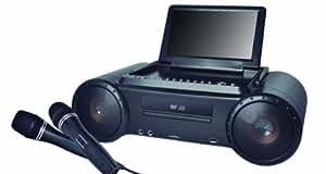 レボリューション 9インチ液晶搭載マルチコンポ カラオケ/DVD/CD/FMラジオ