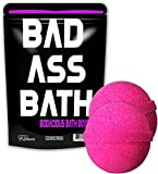 The Bodacious Bath Co. Bad Ass Bath Bombs - Funny Badass Gifts for Friends Stocking Stuffers White Elephant Ideas Secret Santa [並行輸入品]