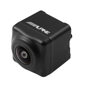 ALPINE(アルパイン) アルパイン製ナビ専用 バックビューカメラ (ブラック) HCE-C1000D