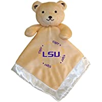 Baby Fanatic Security Bear Blanket, Louisiana State University by Baby Fanatic [並行輸入品]
