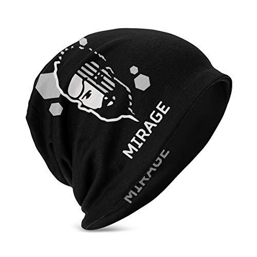 Apex Legends ミラージュ キッズ ニット帽 男の子 女の子 ケア帽子 医療用帽子 ファッション ニットキャップ オールシーズン ニットキャップ ビーニー帽 スキー ランニング 自転車 男女兼用 3-15歳