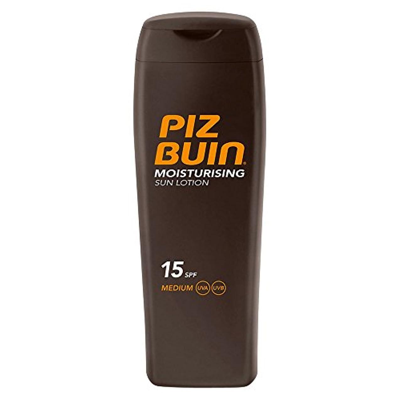 海里エッセイマーチャンダイジング日ローションSpf15の200ミリリットル中ピッツのブイン (Piz Buin) (x6) - Piz Buin In Sun Lotion SPF15 200ml (Pack of 6) [並行輸入品]