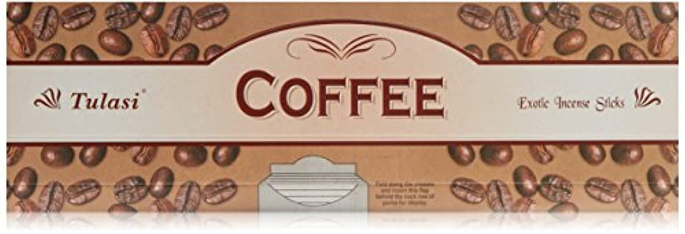 のため行軽減するTulasi Coffee 8スティックスクエアパック