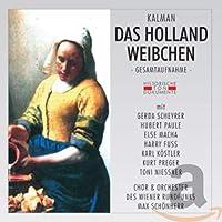 DAS HOLLAND-WEIBCHEN