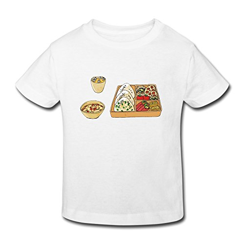 星 2~6歳子供 男女兼用 半袖 ティー Tシャツ 定食 お...