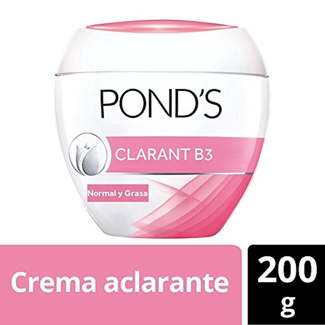 ファイアル怒って接尾辞Pond's Clarant B3 Anti- Dark Spots Moisturizing CreamFor Normal To Oily Skin (並行輸入品)