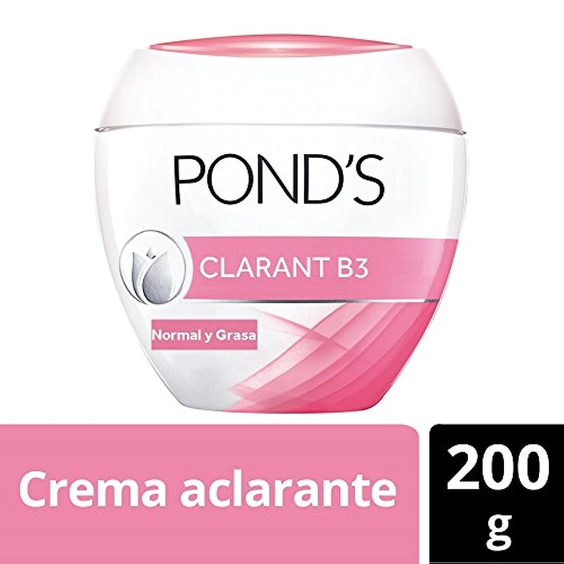 定常締め切り気楽なPond's Clarant B3 Anti- Dark Spots Moisturizing CreamFor Normal To Oily Skin (並行輸入品)