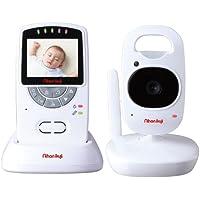 日本育児 ベビーモニター デジタルカラースマートビデオモニターII 2WAY方式ベビーモニター