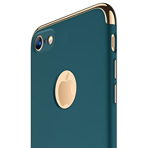 RANVOO iPhone7ケース 3パーツ式 おしゃれ 高...