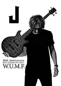 J 20th Anniversary BEST ALBUM <1997-2017>W.U.M.F.(2CD+DVD+BAND SCORE+PHOTO BOOK)(SPECIAL BOX SET)(初回生産限定盤)