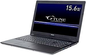 mouseゲーミングPC ノートパソコン NG-N-HKG7081S-ZBY  Corei7-7700HQ/4GBメモリ/120GB SSD/1TB HDD/Win 10