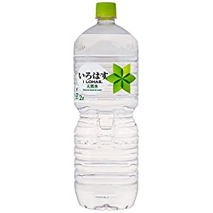 コカ・コーラ い・ろ・は・す 天然水 ペットボトル (2L)×10本
