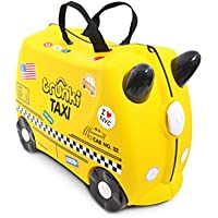 Trunki The Original Ride-On Tony Suitcase, Yellow
