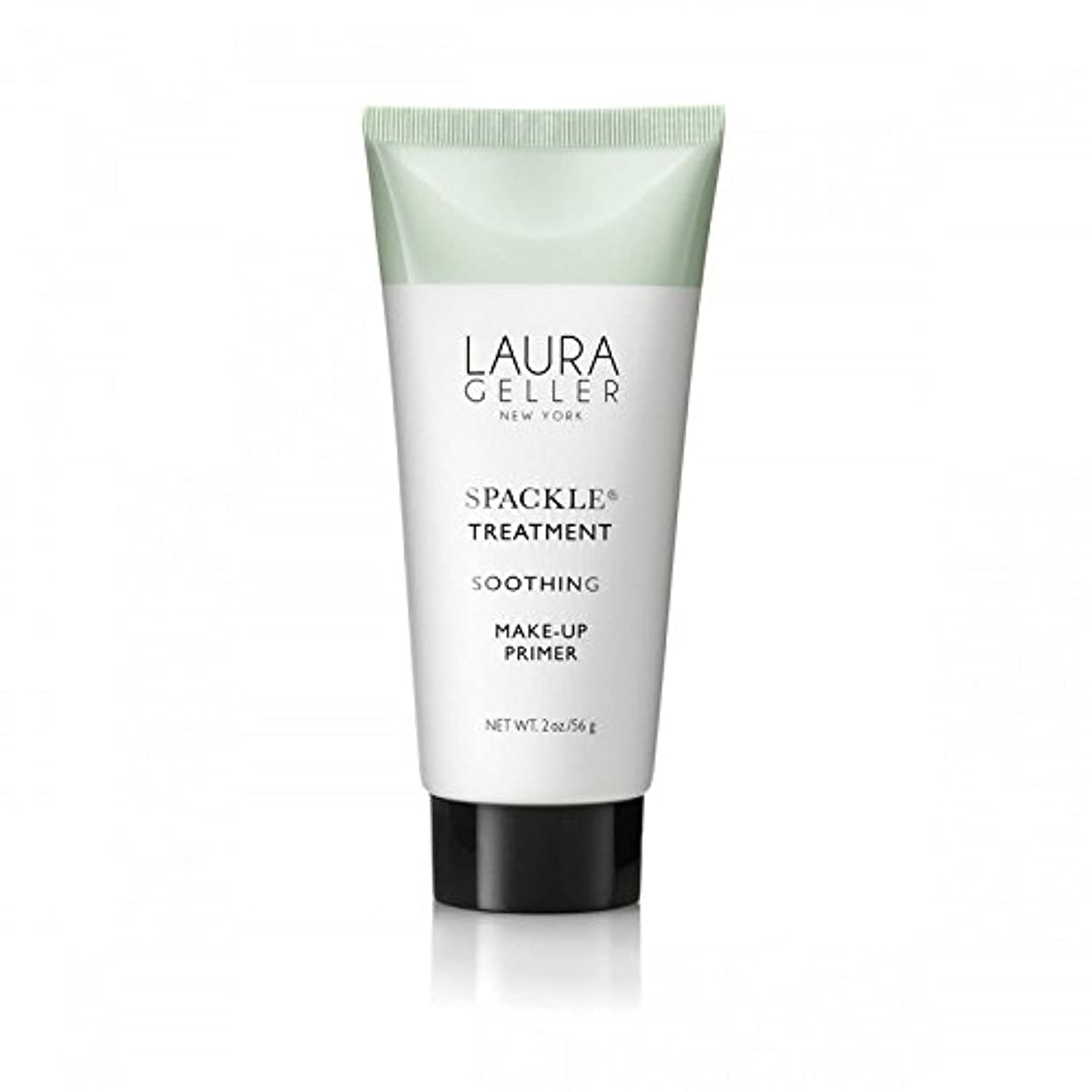 シャンプーメンタータップLaura Geller Spackle Treatment Under Make-Up Primer Soothing - メイクアッププライマー癒しの下のローラ?ゲラー 処理 [並行輸入品]