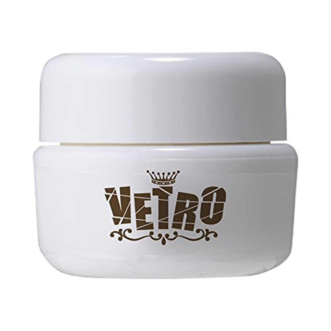 VETRO No.19 カラージェル マット VL055 ホワイト 4ml