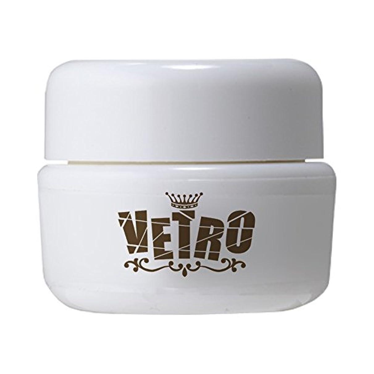 タイムリーなブロックする苦痛VETRO No.19 カラージェル シアー VL209 ココアベージュ 4ml