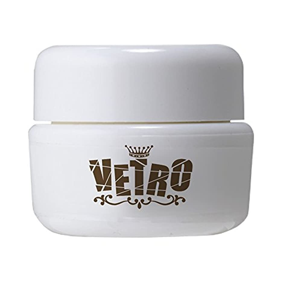 虚弱有毒な熱意VETRO No.19 カラージェル マット VL388 ネイティブブラウン 4ml