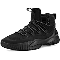 PEAK New Basketball Shoes High-top Breathable Sneakers Non-Slip wear Basketball Shoes…