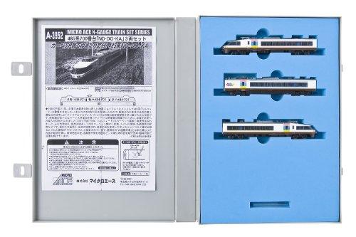 Nゲージ A3952 485系700番台「NO・DO・KA」 3両セット