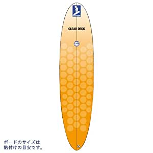 CLEAR DECK(クリアデッキ) デッキパッド 3X+PLUS FNC D201043