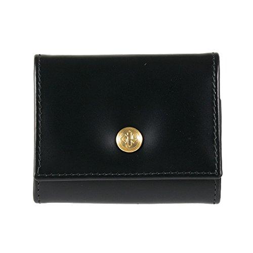 [エッティンガー] ETTINGER コインケース(小銭入れ) ブラック COIN PURSE BRIDLE HIDE COLLECTION BH145JR BLACK [並行輸入品]