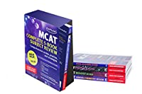 Kaplan MCAT Review Complete 5-Book Subject Review (Kaplan Test Prep)