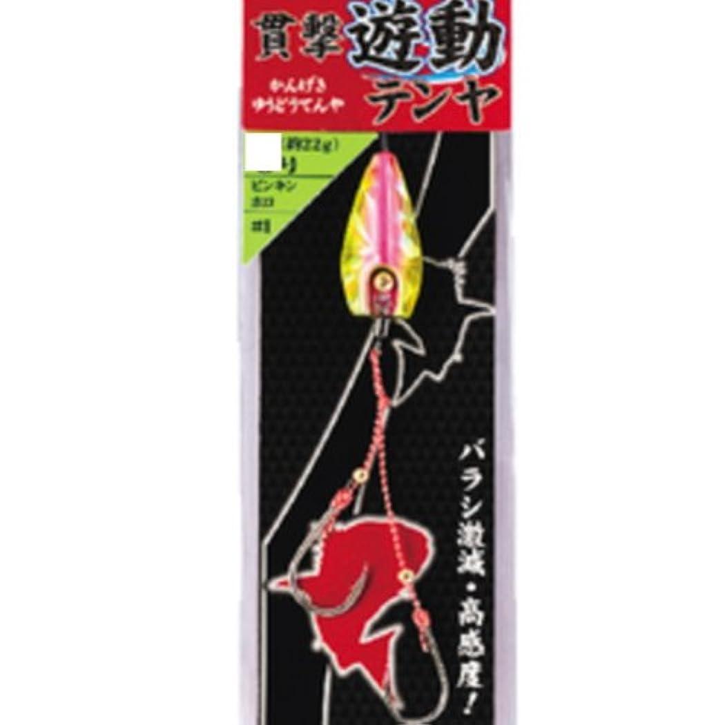 学んだ些細小川ハヤブサ(Hayabusa) 無双真鯛 貫撃遊動テンヤ 4-6 SE-105